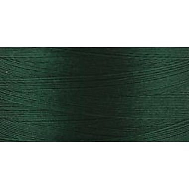 Natural Cotton Thread Solids, Hunter, 876 Yards