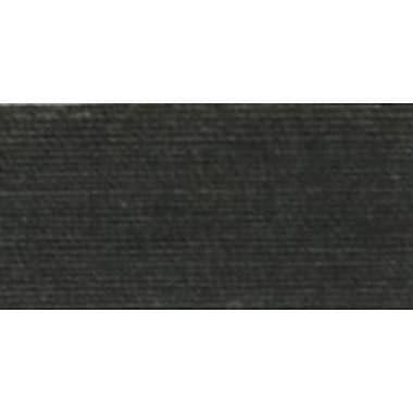 Natural Cotton Thread, Black, 273 Yards