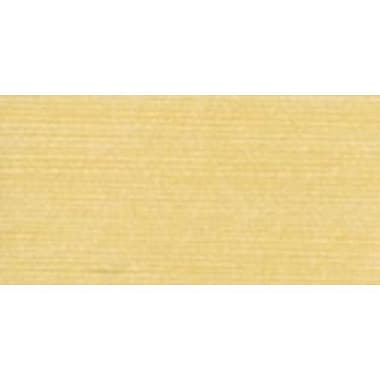Natural Cotton Thread, Yellow, 273 Yards