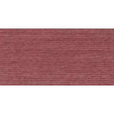 Natural Cotton Thread, Dark Rose, 273 Yards