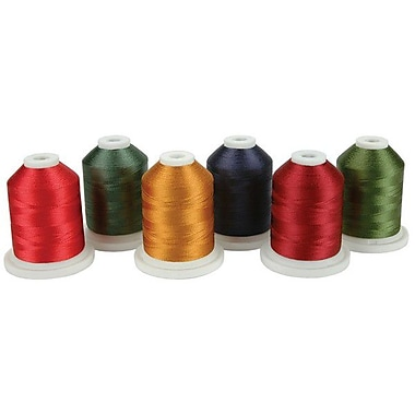 Thimbleberries Rayon Thread Collections, Summer, 1100 Yards