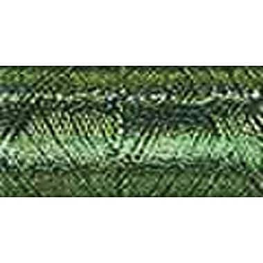 Sulky King Metallic Thread, Christmas Green, 1000 Yards