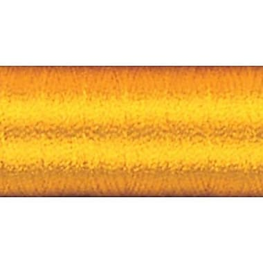 Sulky Rayon Thread 30 Weight, Golden Yellow, 180 Yards