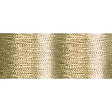 Madeira Metallic Thread, Light Gold, 200 Meters