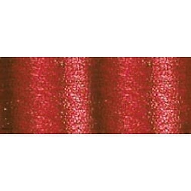Madeira Metallic Thread, Red, 200 Meters