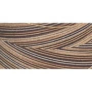 Star Mercerized Cotton Thread Variegated, Chocolate Swirl, 1200 Yards