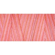 Star Mercerized Cotton Thread Variegated, Coral Reef, 1200 Yards