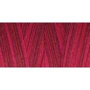 Star Mercerized Cotton Thread Variegated, Wine Tasting, 1200 Yards