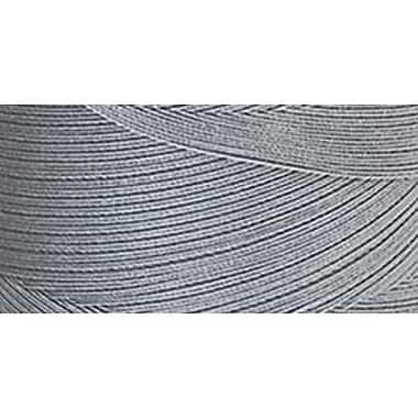 Star Mercerized Cotton Thread Solids, Slate, 1200 Yards