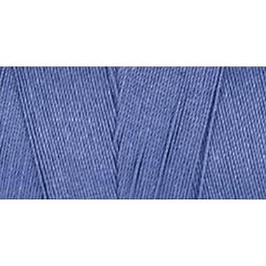 Star Mercerized Cotton Thread Solids, Texas Blue, 1200 Yards