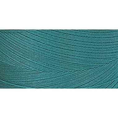 Star Mercerized Cotton Thread Solids, Field Green, 1200 Yards