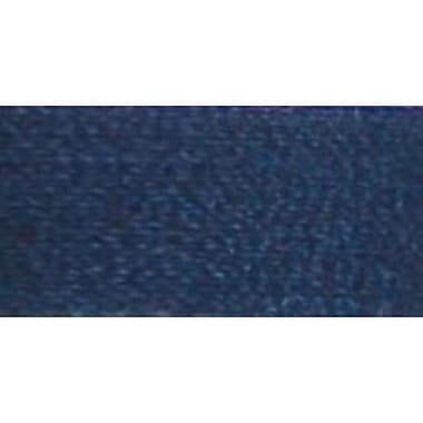 Woolly Nylon Thread Solids, Navy Blue, 1000 Meters