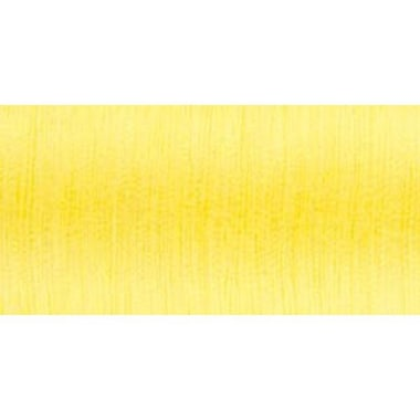 Organic Cotton Thread, Lemon, 300 Yards