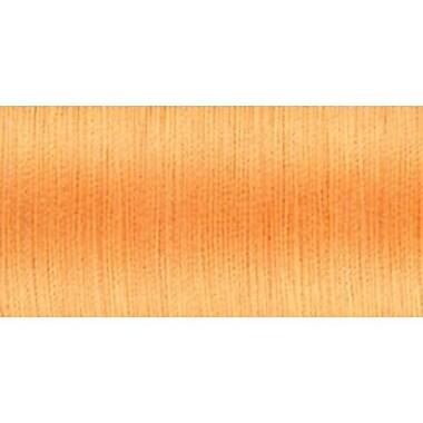 Organic Cotton Thread, Tangerine, 300 Yards