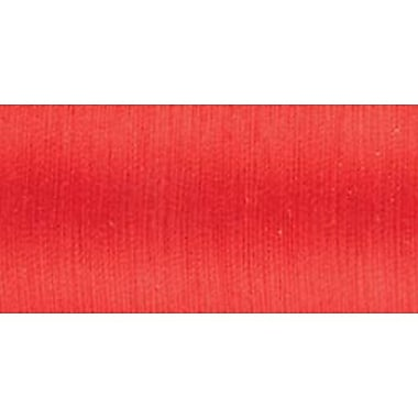 Organic Cotton Thread, Ruby Red, 300 Yards