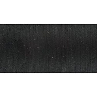 Organic Cotton Thread, Black, 300 Yards