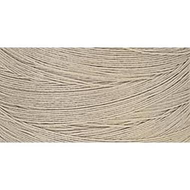 Star Hand Quilting Thread Solids, Khaki, 500 Yards