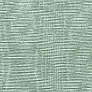 Flannel Backed Vinyl, Green Moire, 54