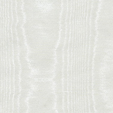 Flannel Backed Vinyl, White Moire, 54