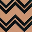 Printed Burlap, Step Angles, 47/48in. Wide