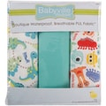 Babyville PUL Waterproof Diaper Fabric, 21in.x24in. cuts