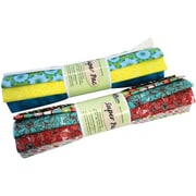 Fabric Palette Super Pack 1/4yd Pre-Cuts 100% Cotton 8/Pkg-Assorted
