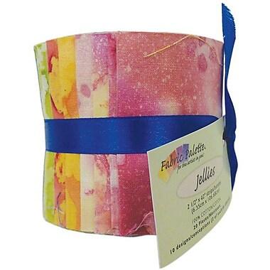 Fabric Palette Cotton, Long Road Batik, 42
