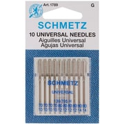 Universal Machine Needles, 10/Pkg