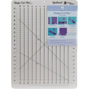 Shape Cut Plus Ruler, 12X18