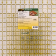 Omnigrid Ruler Value Pack 1-4/Pkg