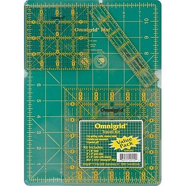 Omnigrid Tool Kit, Travel