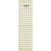 """Omnigrid Quilter's Ruler-6-1/2""""X24"""""""