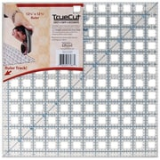 """TrueCut Ruler, 12-1/2""""X12-1/2"""""""