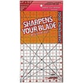 The Cutting EDGE Clear Ruler, 6-1/2in.X12-1/2in.