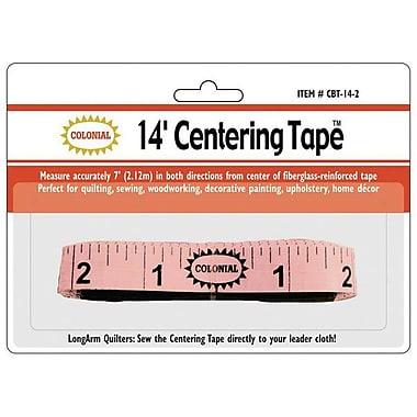 Centering Tape, 14'
