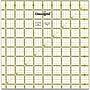 Omnigrid Quilter's Square-9-1/2X9-1/2
