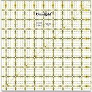 """Omnigrid Quilter's Square-9-1/2""""X9-1/2"""""""