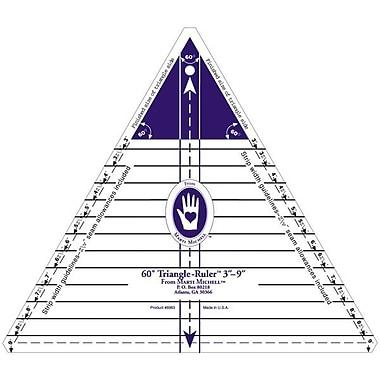 60 Degree Triangle Ruler, 3
