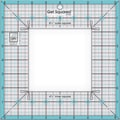Get Squared Ruler, 8.5in. Outer, 4.5in. Inner