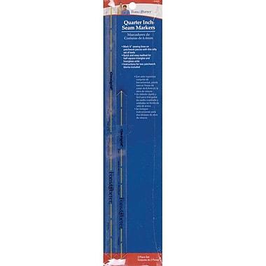 Fons & Porter Quarter Inch Seam Markers, 2/Pkg