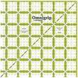 Omnigrip Non-Slip Quilter's Ruler, 6-1/2in.X6-1/2in.