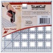 """TrueCut Ruler, 6-1/2""""X6-1/2"""""""