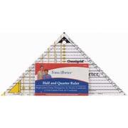 Fons & Porter Half & Quarter Ruler-