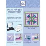 "Ink Jet Printable Freezer Paper, 8-1/2""X11"", 10/Pkg"