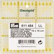 Omnigrid Metric Quilter's Ruler