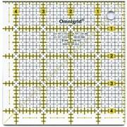 """Omnigrid Quilter's Square-4-1/2""""X4-1/2"""""""