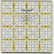 """Omnigrid Quilter's Square-4""""X4"""""""