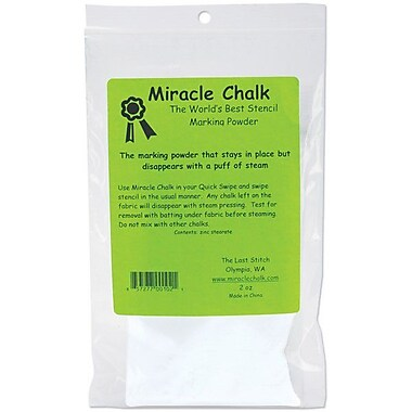 Miracle Chalk Powder, 2 Ounces