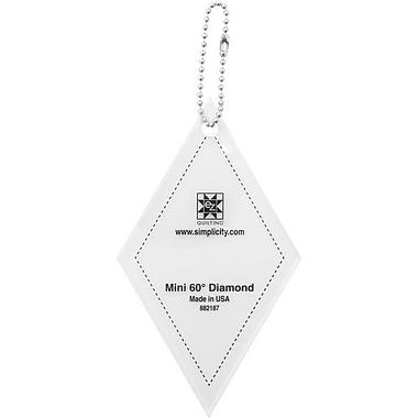 EZ Mini Tools 60 Degree Diamond