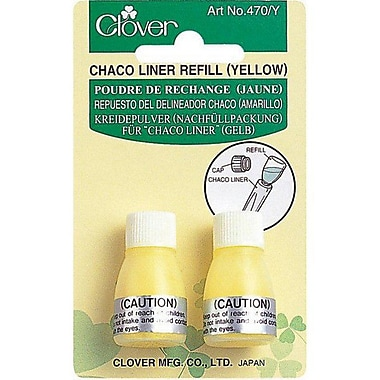 Chaco Liner Refill, 2/Pkg, Yellow